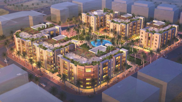 Lusail development inches forward as Barwa plans new residential phase