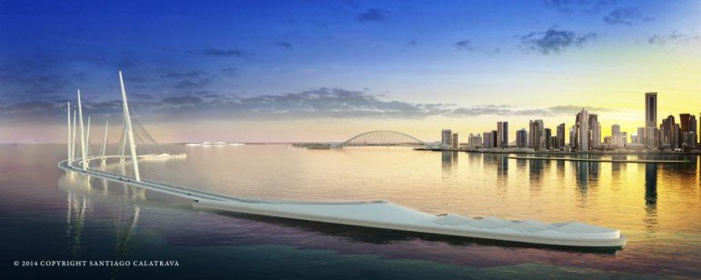 Qatar places Sharq Crossing project on hold