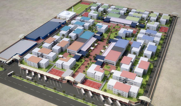 Housing 'village' for thousands of Qatar workers planned in Wukair