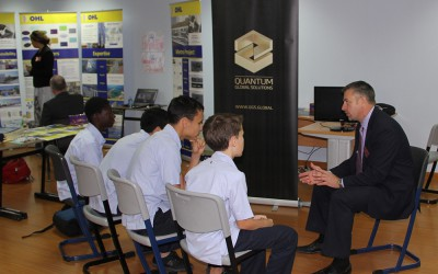 Careers in Construction under discussion at Doha College