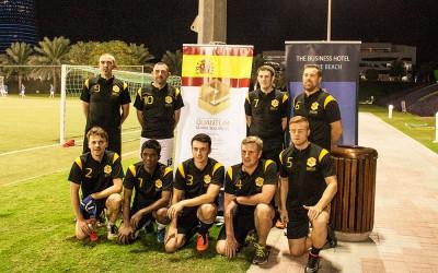 QGS participates in SBC Football Tournament