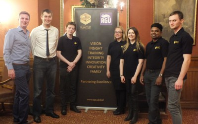 QGS supports RGU attendance at prestigious international Moot