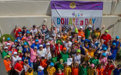 Quantum 'Donate a Day' CSR Initiative  supports Maktaba Children's Library