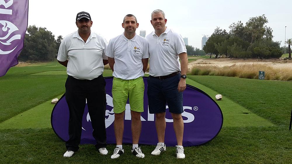 Quantum participates in RICS Golf Day