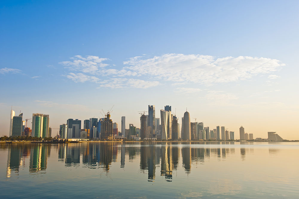 Qatar's contractors must study its risk structures