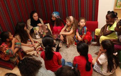 Quantum sponsors Maktaba Children's Library Garangou Festival
