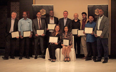 Quantum celebrates its first Long-Service Awards