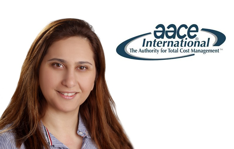 Congratulations Duna Al Ramahi on your AACEI Certification!