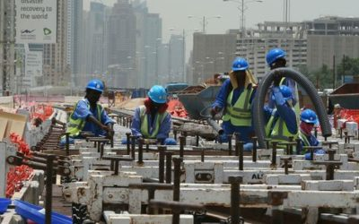 GCC construction projects valued at $1 trillion