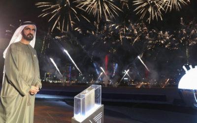 Work starts on Dubai's Meydan One Mall
