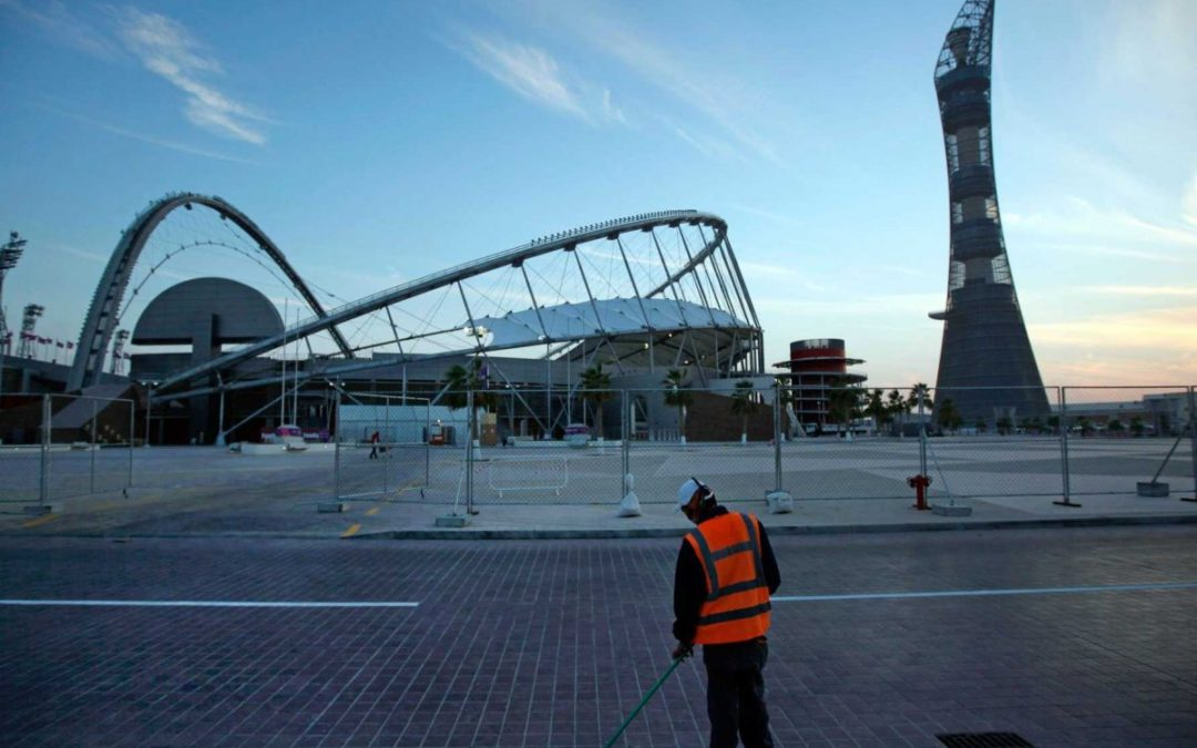 Qatar infrastructure spend to reach $13bn in 2017