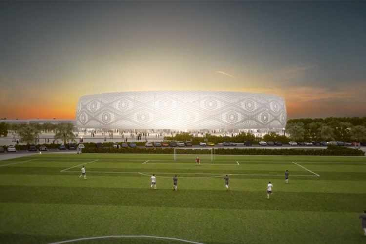 Qatar unveils sixth stadium design