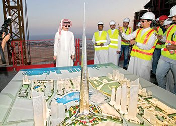 Jeddah Tower 'ready by 2019'