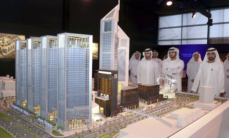 Dubai plans $1.4bn business park complex