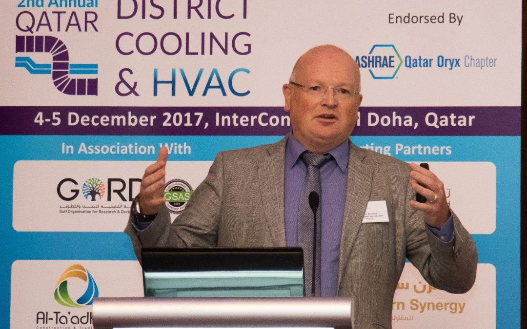 Andrew Woodward: Guest Speaker at HVAC Conference