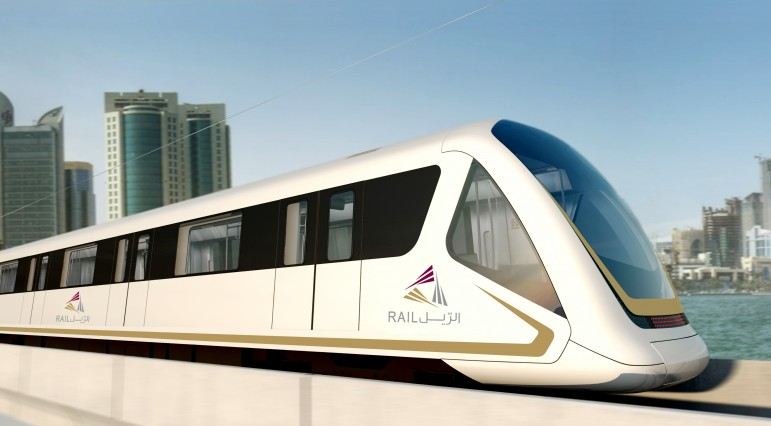Qatar Rail Contractors  plete Digging On Six Metro Stations on electrical work stations